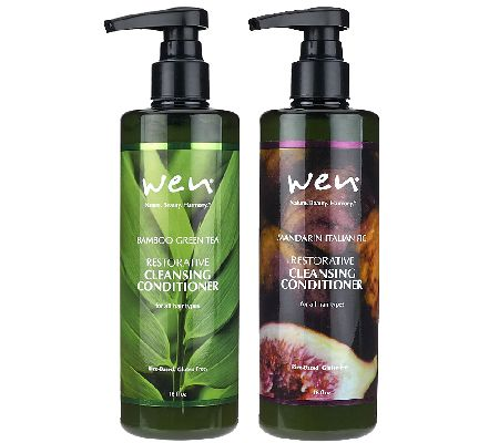 1sale wen by chaz dean set of 2 affordable hair care 2015