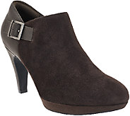 Clarks Leather_& Suede Booties - Narine Ada - A269089