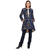 Susan Graver 25th Anniversary Tapestry Jacket - A269289
