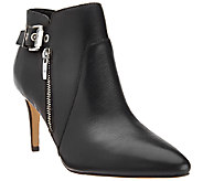 Marc Fisher Leather Pointed-toe Ankle Boots - Trinity - A269689