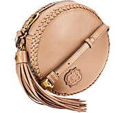 orYANY Pebble Leather Canteen Bag - Kaye - A270289