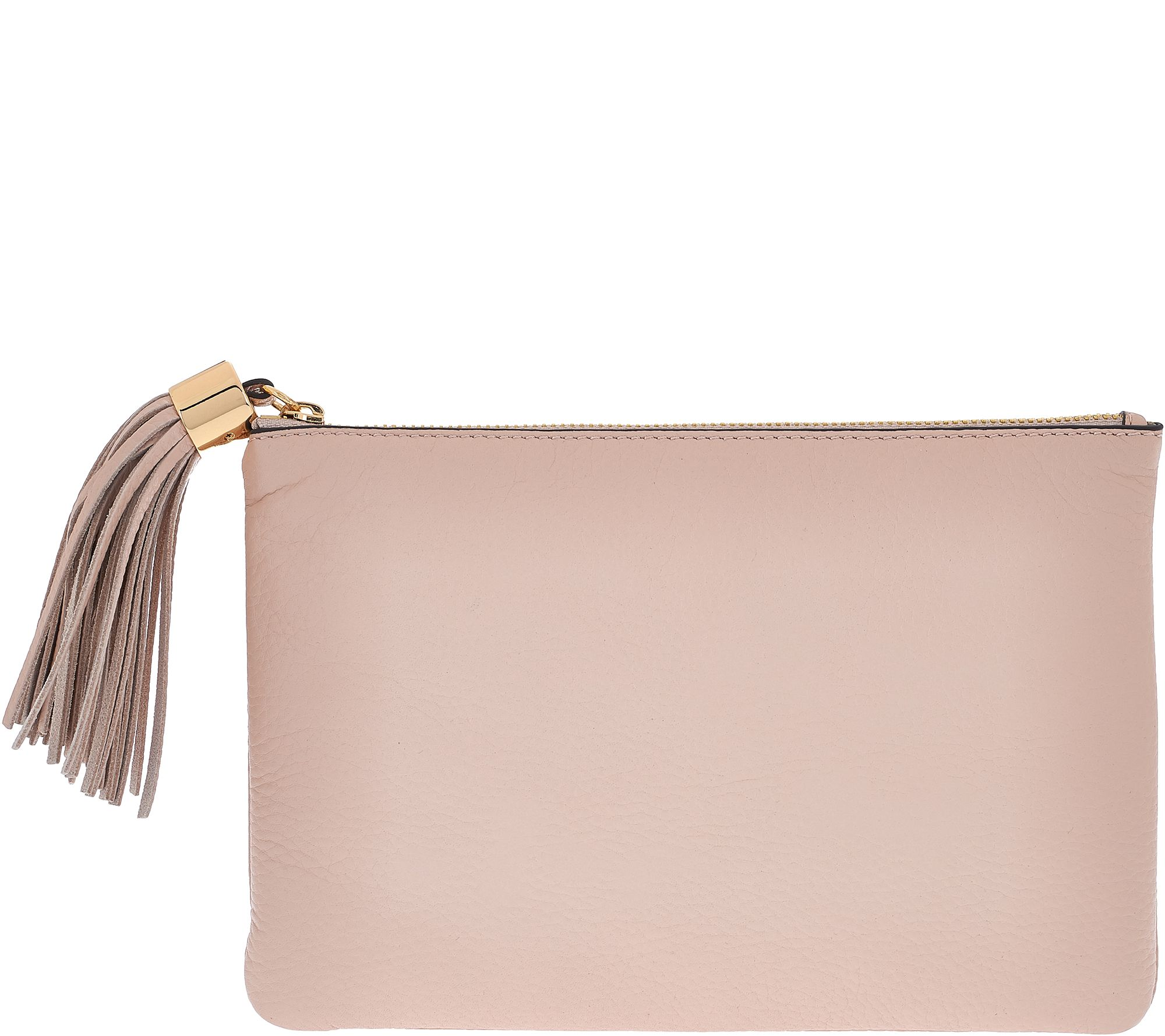 G.I.L.I. Leather Pouch with Tassel - A273689
