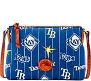 Dooney & Bourke MLB Nylon Rays Crossbody Pouchette - A281589