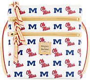 Dooney & Bourke NCAA Ole Miss University Zip Crossbody - A283489