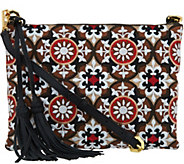 orYANY Embroidered Crossbody - Grace - A289589