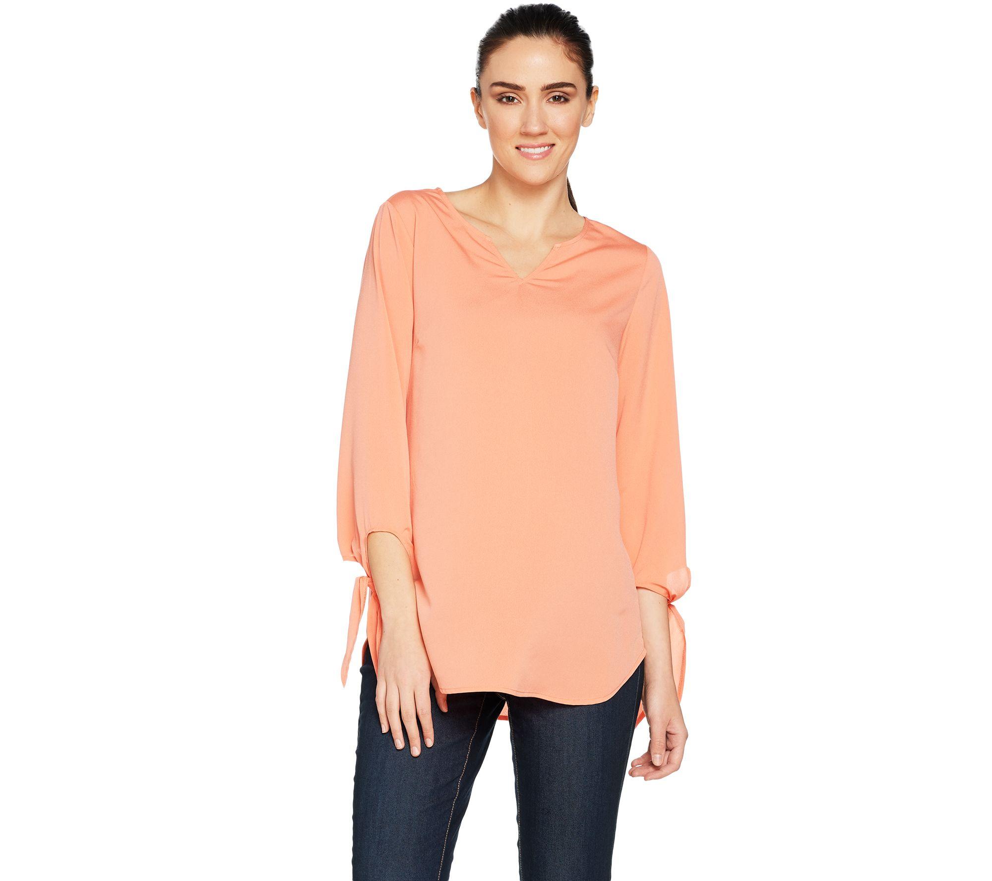 C. Wonder — Pullover — Blouses & Tops — Fashion — QVC.com