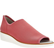 Lori Goldstein Collection Stretch Knit Slip On Wedge - A302889