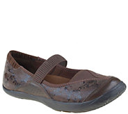 Kalso Earth Intrigue Too Suede Leather Slip-Ons - A334489