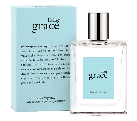 Philosophy Living - $ Philosophy Living Grace For Women Eau De Toilette Spray 4 Oz Pack Of 9. $ Philosophy Giving Grace Spray Fragrance Eau De Toilette Spray Jumbo 4 Oz Sealed. Philosophy - $ Philosophy Giving Grace Eau De Toilette 4ozmlfree Priority Hard To Find.