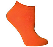 Ozone Design Set of 4 Unisex Ankle Zone Socks - A242790
