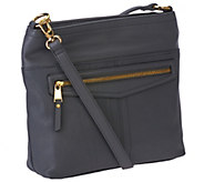 Tignanello Glove Leather Pretty Pockets Large Crossbody - A260890