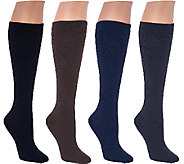 Legacy Graduated Compression Socks Set of 4 20-30mmHG - A269490