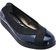 Me Too Patent Leather Slip-on Flats - Barbara - A271490