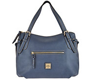 Dooney & Bourke Saffiano Large Nina Shoulder Bag - A286290