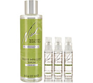 Nick Chavez 8 oz. Velvet Mesquite Serum with Three Travel Sizes - A298590