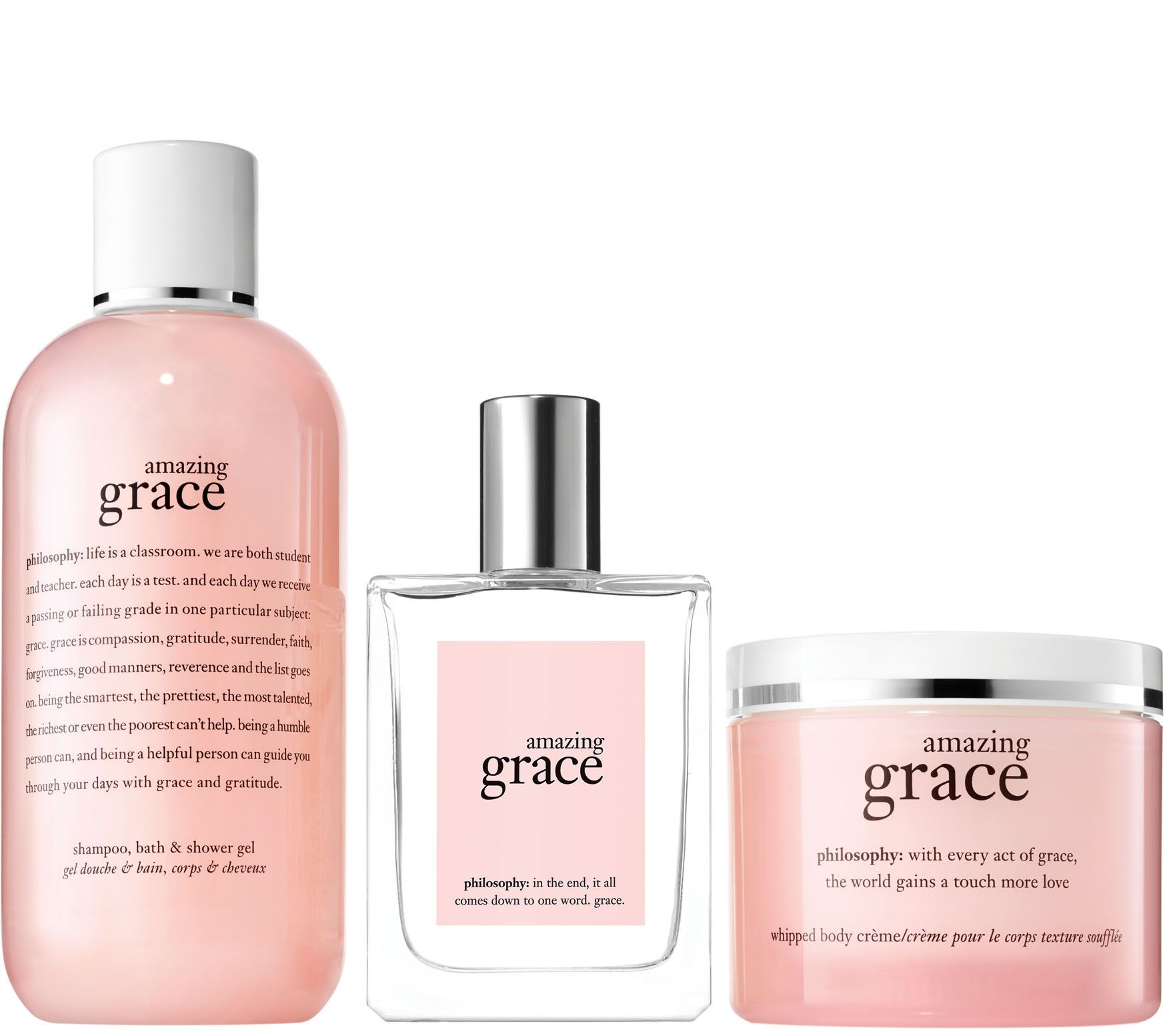Philosophy amazing grace set — qvc