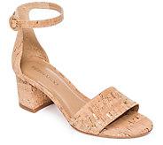 Bernardo Leather Sandals - Belinda - A412090
