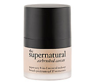 philosophy supernatural airbrushed foundation with SPF 15 - A239191