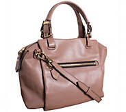 orYANY Pebble Leather Satchel - Alexis - A270291