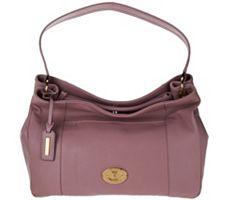 Tignanello Glove Leather Large Hobo Bag