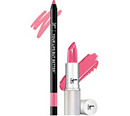 IT Cosmetics ITs Your Perfect Pink Je Ne Sais Quoi Lip Duo - A280491