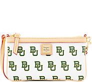 Dooney & Bourke NCAA Baylor University Slim Wristlet - A283291