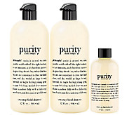 philosophy super-size purity made simple trio Auto-Delivery - A284591