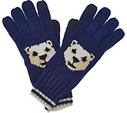 C. Wonder Polar Bear Intarsia Gloves - A285291