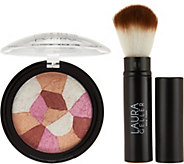Laura Geller Filter Blush Baked Cheek Color with Brush - A286291