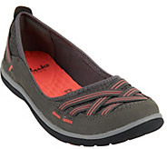 As Is Clarks Outdoor Slip-on Flats - Aria Pump - A295091