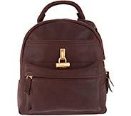 ED Ellen DeGeneres Brody Leather Backpack - A297191