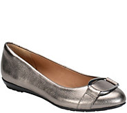 Sofft Modern Leather Flats - Benton - A339191