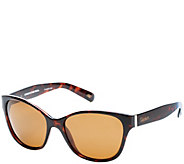 Skechers Womens Polarized Sunglasses - Tortoise - A340291