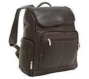 Le Donne Leather Laptop Backpack - A363191