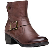 Propet Leather Boots - Tory - A363791