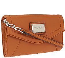 Tignanello Pebble Leather Crossbody with Gift Box
