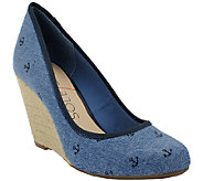 Sole Society Printed or Lace Wedges - Anne - A263892