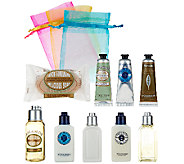 LOccitane Discover Provence 9 Piece Collection - A272792