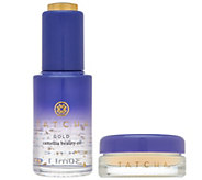 TATCHA Camellia Beauty Oil and Nourishing Lip Balm - A279292