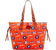 Dooney & Bourke MLB Nylon Astros Shopper - A281692