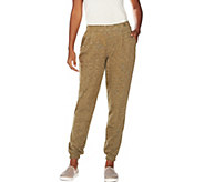 Linea Leisure by Louis DellOlio French Terry Pull-On Pants - A282492