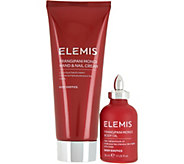 ELEMIS Hand & Nail Cream with Travel Body Oil 2-Piece Set - A293492