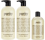 philosophy super-size purity made simple trio Auto-Delivery - A295892