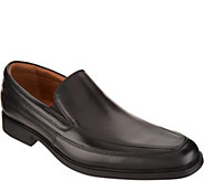 Clarks Mens Leather Loafers - Tilden Free - A300792
