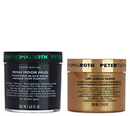 Peter Thomas Roth Black and Gold Mask Kit - A309292