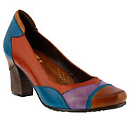 Spring Step LArtiste Leather Pumps - Oeiras - A355992