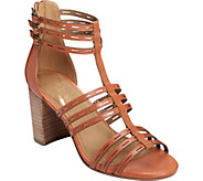Aerosoles Heel Rest Strappy Sandals - Highway - A359292