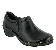 Eastland Leather Slip-ons with Twin Gore -Amore - A205993