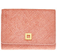 LODIS Italian Leather Accordion Card Case with RFID Protection - A277893