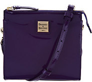 Dooney & Bourke Patent Leather North/South Jaime Crossbody - A300493